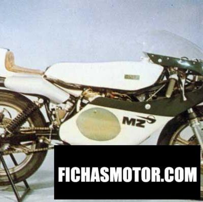 Ficha técnica Muz es 250-2 trophy (with sidecar) 1970
