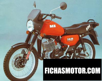 Ficha técnica Muz etz 150 1990