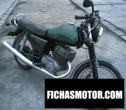 Imagen moto Muz etz 250 1984