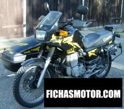 Imagen moto Muz saxon country 500 1996