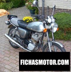 Imagen moto Muz silver star Classic 500 1995