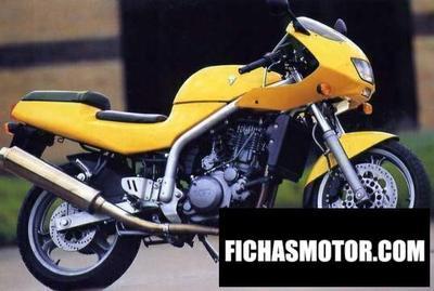 Ficha técnica Muz skorpion sport 660 1996