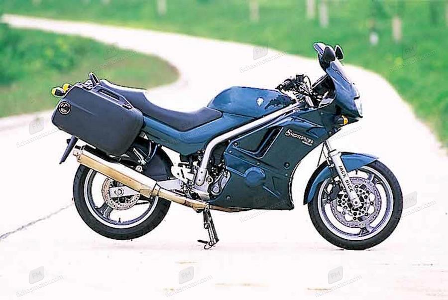 Ficha técnica Muz skorpion tour 660 1996