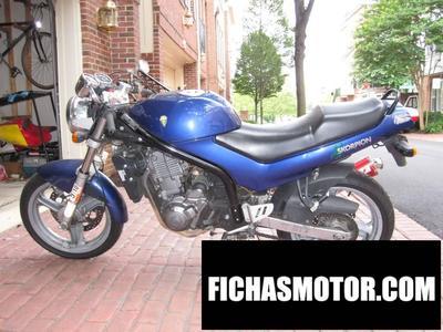 Ficha técnica Muz skorpion tour 660 2000