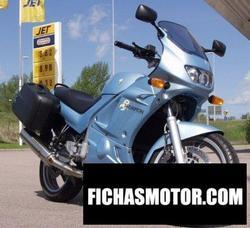 Imagen moto Muz skorpion traveller 660 2000