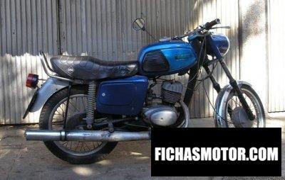 Ficha técnica Muz ts 150 1976