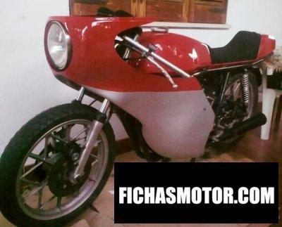 Ficha técnica Mv agusta 350 ss 1978