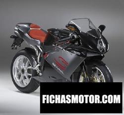 Imagen moto Mv agusta f4 1000 senna 2008