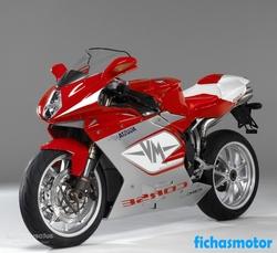 Imagen moto Mv agusta f4 corse 2006