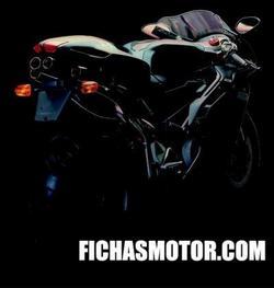 Imagen moto Mv agusta f4 s 2002