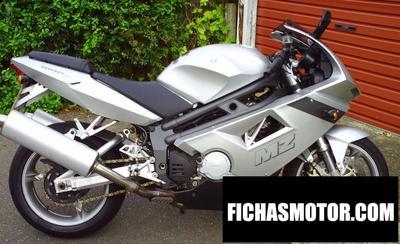 Ficha técnica Mz 1000 s 2006