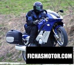 Imagen moto Mz 1000 st supertraveller 2008