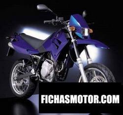 Imagen moto Mz 125 sm elegance 2008