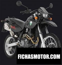 Imagen moto Mz baghira enduro 2005