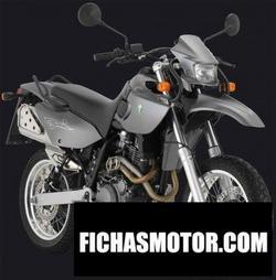 Imagen moto Mz baghira street moto 2005