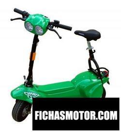 Imagen moto Mz charly Classic 2013