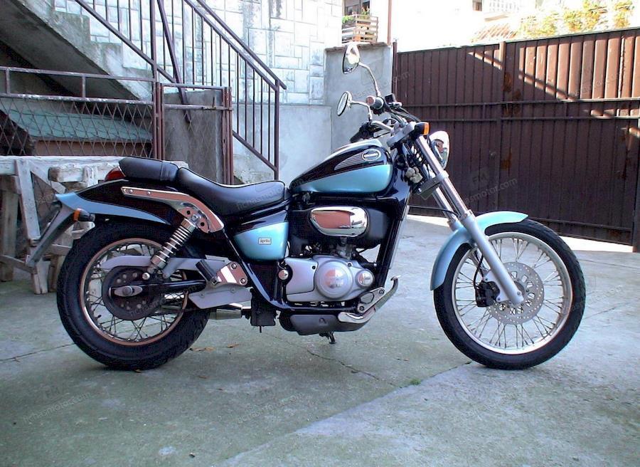 Ficha técnica Mz Classic 125 1997