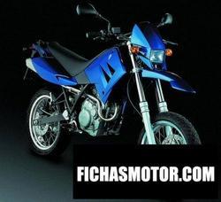 Imagen moto Mz sm 125 2003