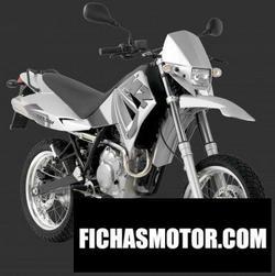 Imagen moto Mz sm 125 2005