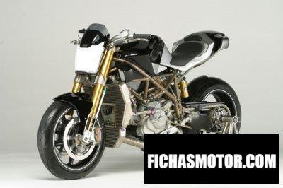 Ficha técnica Ncr macchia nera concept 2012