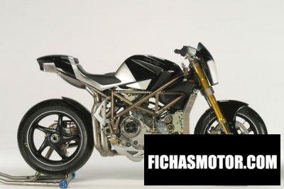 Ficha técnica Ncr macchia nera concept 2013