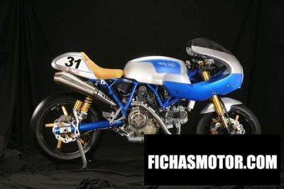 Ficha técnica Ncr new blue 2016