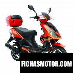Imagen moto Nipponia dion 125 2012