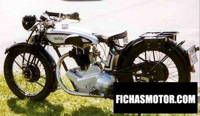 Ficha técnica Norton 490 cs 1 1927