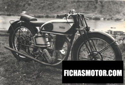 Ficha técnica Norton 490 cs 1 1936