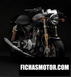 Imagen moto Norton commando 961 ss 2009