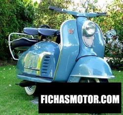 Imagen moto Nsu prima iii 1958