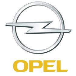Logo de la marca Opel
