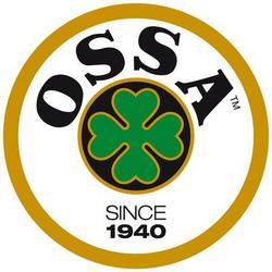 Logo de la marca OSSA