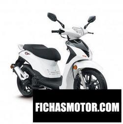 Imagen moto Over b3 125 2016