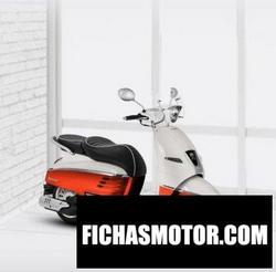 Imagen moto Peugeot Django 125 ABS 2019