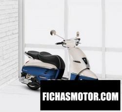 Imagen moto Peugeot Django 50 2T 2019