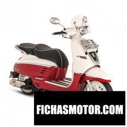 Imagen moto Peugeot django evasion 50 2015