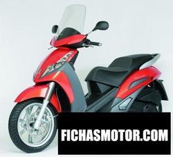 Imagen moto Peugeot geopolis 125 premium 2008