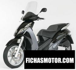 Imagen moto Peugeot geopolis 250 premium 2008