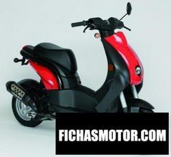 Imagen moto Peugeot ludix 2 50 2008