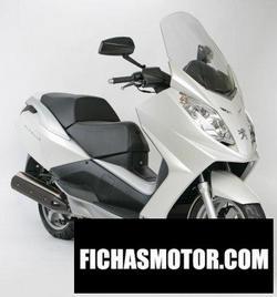 Imagen moto Peugeot satelis 125 2010