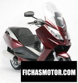 Imagen moto Peugeot satelis 125 premium 2007