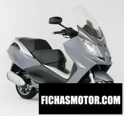 Imagen moto Peugeot satelis 250 premium 2007