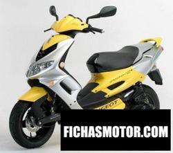Imagen moto Peugeot speedfight 100 advantage 2007