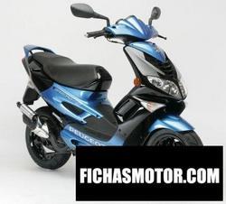 Imagen moto Peugeot speedfight 2 50 2009
