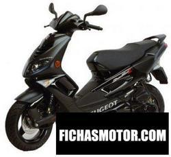 Imagen moto Peugeot speedfight 2 50 ac 2008