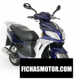 Imagen moto Peugeot sum-up 125 2008
