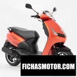 Imagen moto Peugeot vivacity 3 sportline 2012