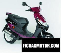 Imagen moto Peugeot vivacity 50 sportline 2008