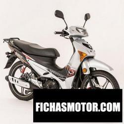 Imagen moto Peugeot vox 2013